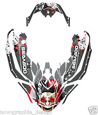 Seadoo Spark trixx Bombardier 2up + 3up Jet Ski Graphic Kit Decal Vinyl Wrap