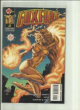 FOXFIRE Issue 1 ( 1st print - 1996 )