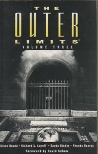 The Outer Limits Vol 3 Paperback by Boxtree UK 1997 Very Fine condition