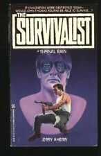 Final Rain (The Survivalist #19)