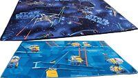 Star Wars Carpet Bedroom Mat Playroom Mat Minions Carpet Mat Rug GIFT IDEA