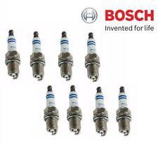 Set of 8 Spark Plugs Bosch Platinum 6702 for Dodge Mazda Mercedes Toyota WV