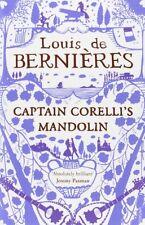 Captain Corelli's Mandolin By  Louis de Bernieres. 9780749397548