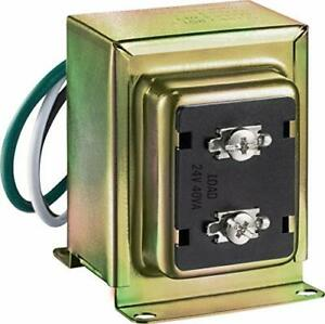 Newhouse Hardware 40TR 24-Volt 40vA Wired Door Bell Transformer for Powering ...