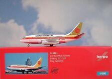 Herpa Ali 1:500 Boeing 737-100 Continentale Airlines N20205 Modellairport500