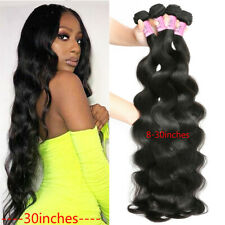 Body Wave Human Hair 4Bundles Can order 100% Remy Hair Extensions Brazilian Hair