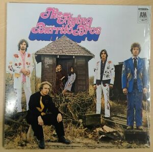 The Flying Burrito Bros – The Gilded Palace Of Sin - LP Vinyl - NEW Sealed 2021