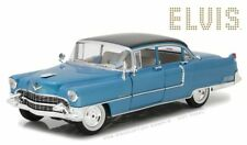 1:18 Greenlight - 1955 Cadillac Fleetwood Series 60 - Blue Cadillac