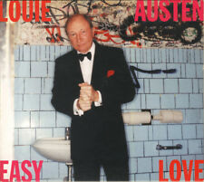 LOUIE AUSTEN = easy love = CD = NU JAZZ DOWNTEMPO DISCO !!