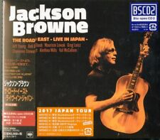 Live in Japan * by Jackson Browne (CD, Oct-2017)