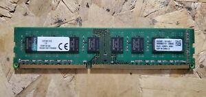 Kingston 8GB(1x8GB) KVR16N11H/8 DDR3-1600 1.5v FULL HIGH Desktop **tested**MORE*