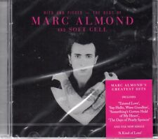MARC ALMOND/SOFT CELL - HITS AND PIECES - THE BEST OF....   *NEW 2017 CD ALBUM*