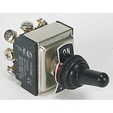 Lot of 5 DAYTON POWER FIRST Toggle Switch 3PDT #2VLP6 KEDU HY29K (U-49[x5)