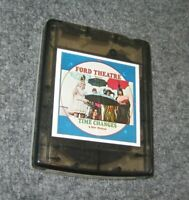 Ford Theatre Presents TIME CHANGES Musical 4 Track Tape Cartridge Psychedelic