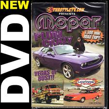 Mopar: Plum Crazy (DVD) Nationals, Little Red Wagon, Challenger, Charger,