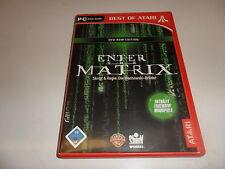 PC  Enter the Matrix [Best of Atari]