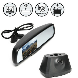 Rear View Camera System | Dodge Promaster, Backup Camera, Replacement mirror oem