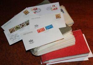 umfangr.Posten FDC Liechtenstein,ca.158 Stück,dabei Bessere !!!!