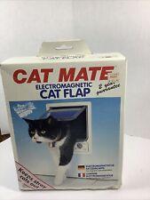 Cat Mate Electromagnetic Cat Flap