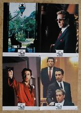 (2_15) Aushangfotos 4x A3 DER PATE III/The Godfather Part III Al Pacino /Andy Ga