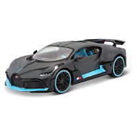 Maisto Special Edition Bugatti Divo 1:24 Diecast Metal Car NEW IN STOCK