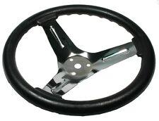"""New Gocart Gokart 10"""" Chrome Steering Wheel"""