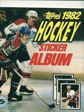 1982-83 Topps Hockey Complete Sticker Set Mint + Album(263)