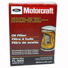 Engine Oil Filter MOTORCRAFT FL-500S