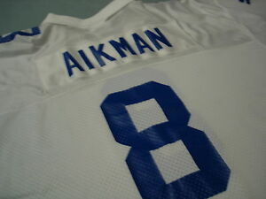Vintage TROY AIKMAN Dallas Cowboys Jersey YOUTH XL 18-20