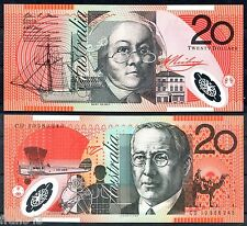 AUSTRALIA 20 Dollars dolares 2010 PICK 59g   SC  /  UNC