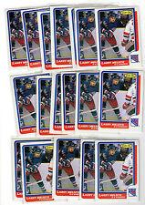 LARRY MELNYK 1986-87 OPC #95 RC Rookie Lot NRMT+ O Pee Chee Canucks Rangers Oilr