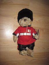 Herrington Teddy Bears Hard Rock Cafe London Plush Bear/Free Shipping!