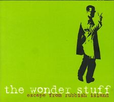 The Wonder Stuff - Escape From Rubbish Island [ CD ] NEW