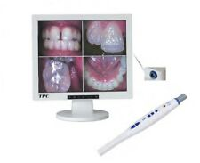 "TPC Dental Products 17"" LCD Multimedia Monitor CORDED AIC5888A Camera Combo"