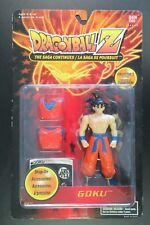 1997 Bandai DBZ Dragon Ball Z Saga Continues Goku with Snap-On Accessories