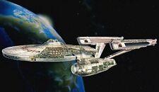 # STAR TREK USS ENTERPRISE NCC 1701A CUTAWAY  / A4 PRINTED PHOTO