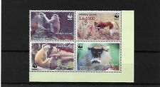 SIERRA LEONE 2004 ENDANGERED SPECIES, MNH, SG4290/93
