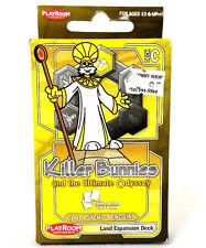 Killer Bunnies Ultimate Odyssey Land Expansion Card Deck C Psychic Penguins New