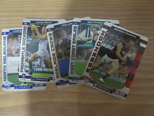 2017 AFL TEAMCOACH Gold/silver Cards Codes Each See DESC for NOS