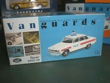 Vanguards 06503 - Rover 3500 V8 Police Hampshire - 1:43 Made in China