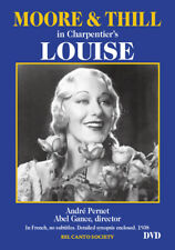 NEW Louise (Charpentier) (DVD) Bel Canto Society