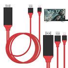 1080P 2M 8pin sur HDMI MHL TV HDTV Câble AV Adaptateur pour iPad iPhone 6 6S
