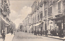 * MESSINA - Prima del terremoto - Cartoleria