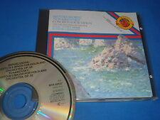 CD / MENDELSSOHN TCHAIKOVSKY CONCERTOS VIOLON ISAAC STERN ORMANDY CBS 1987 MINT