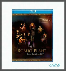 Robert Plant & The Band of Joy Live from the Artists Den Blu-ray