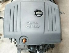 CHRYSLER SEBRING DODGE AVENGER CALIBER JEEP PATRIOT 2.0 CRD BYL ENGINE TURBO