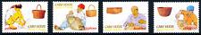Cabo Verde - 2002 - Cestaria / Basketry - MNH