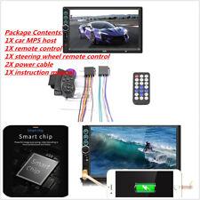 2 Din 7 inch HD Multimedia Car Radio FM Stereo Movie Player Universal