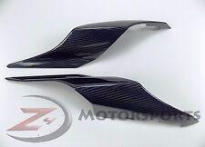 2015-2017 R1 R1M R1S Rear Side Tail Seat Cover Fairing Cowl Carbon Fiber Blue