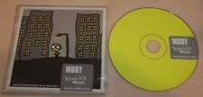 Moby Powered by Yahoo! (CD, 2000)